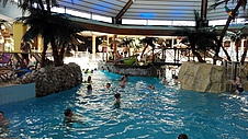 Besuch in der Holsten-Therme